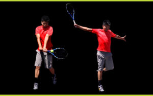 Tennis backhand - How to play tennis online tips
