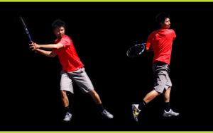Tennis forehand - how to play tennis online tips